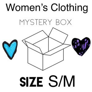 📦💜🖤LAST BOX OF THIS SIZE!📦S/M Mystery  Box📦💜
